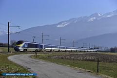 Eurostar  |  to London (FerImages) Tags: grésysurisère savoie france ferimage tarentaise tmst eurostar est9095