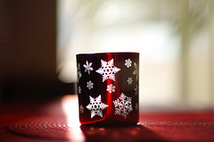 Another winter (Baubec Izzet) Tags: baubecizzet pentax bokeh red light