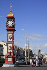 Jubilee Clock, Weymouth, Dorset (Stu.G) Tags: canon canoneos40d eos 40d canonefs1785mmf456isusm efs 1785mm f456 is usm england uk unitedkingdom united kingdom britain greatbritain d europe eosdeurope 5aug17 5th august 2017 5thaugust2017 august2017 5thaugust 5817 582017 050817 05082017 jubilee clock weymouth dorset jubileeclockweymouthdorset jubileeclock weymouthdorset