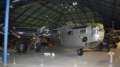 Consolidated B-24L Liberator c/n 6707L India Air Force serial KN751 code L (sirgunho) Tags: royal air force raf museum hendon london england united kingdom preserved aircraft aviation consolidated b24l liberator cn 6707l india serial kn751 code l