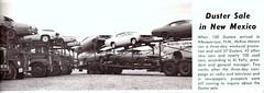 Macks and Dodges in NM (PAcarhauler) Tags: carcarrier truck trailer ih mack dodge mopar