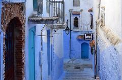 Chefchaouen, Morocco, January 2019 D810 586 (tango-) Tags: chefchaouen bluecity villaggioblu bluevillage morocco maroc 摩洛哥 marruecos марокко المغرب