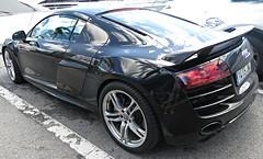 Black Audi! ('cosmicgirl1960' NEW CANON CAMERA) Tags: marbella spain espana andalusia costadelsol puertobanus travel holidays yabbadabbadoo