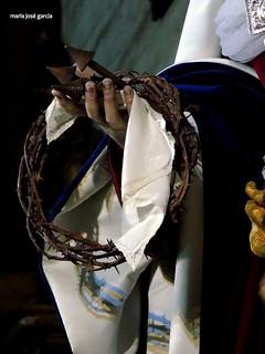 Nuestra Señora del Carmen en sus Misterios Dolorosos. Hermandad del Carmen Doloroso.