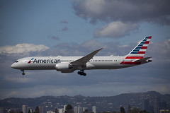 N836AA Boeing 787-9 American Airlines (corkspotter / Paul Daly) Tags: n836aa boeing charleston chs 7879 dreamliner b789 40654 720 l2j ab6ea5 aal aa american airlines 2018 n8290v 20180723 klax lax los angeles