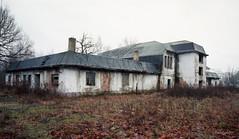 Architecture, N°131 (fuseholder) Tags: kodakektar100 voigtländerbessal skoparsnapshot sovietunionabandoned skopar gssdabandoned wwiihistory wwiigermanmilitaryarchitecture