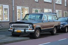 Jeep Grand Wagoneer 1973 (08-YA-54) (MilanWH) Tags: jeep grand wagoneer 1973 08ya54 4x4