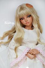 DSC_2062 (sonya_wig) Tags: fairytreewigs wig bjdwig minifeewig bjd bjdminifee handmadedoll bjddoll dollphoto fairyland fairylandminifee minifee bjdphotographycoloringhair