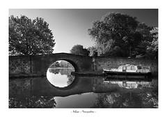 CASTELNAUDARY (DidLam69) Tags: appareilphoto canaldumidi canon24105f4 canon5dmarkiv divers eau france lieux nb objectif pont type