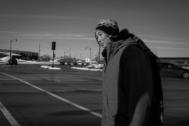 A cold walk #LifeinOshkosh