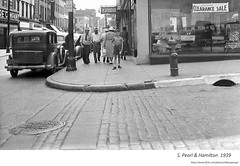 1939 s. pearl and hamilton (albany group archive) Tags: 1930s old albany ny vintage photos picture photo photograph history historic historical
