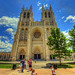 Washington National Cathedral (paint filter)