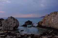 Salinas Ibiza (LorenzoGiunchi) Tags: sunset clouds sea beach ibiza