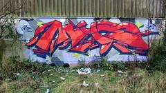Time / BIY - 17 jan 2019 (Ferdinand 'Ferre' Feys) Tags: gent ghent gand belgium belgique belgië streetart artdelarue graffitiart graffiti graff urbanart urbanarte arteurbano ferdinandfeys time