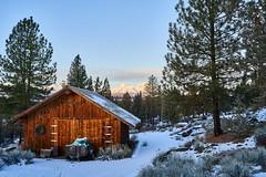 Barn - Sisters, OR (*YAKSWAK*) Tags: snow bend oregon or sisters sonya7iii bar barn cab cabin tamron2875mmf28