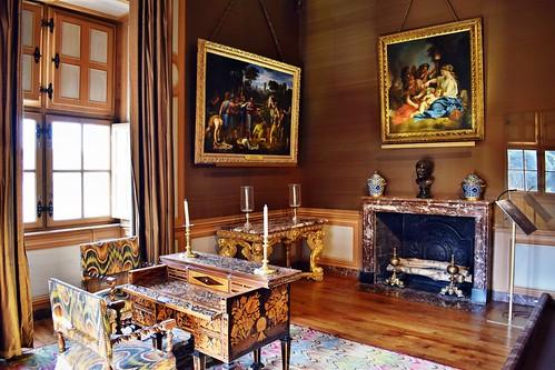 Apartamentos del palacio de Vaux-le-Vicomte (Maincy)