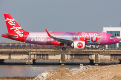 """AirAsia A320-251neo 9M-NEO """"A320NEO"""" 001 (A.S. Kevin N.V.M.M. Chung) Tags: aviation aircraft aeroplane airport airlines airbus a320 plane spotting airasia speciallivery a320neo macauinternationalairport mfm"""
