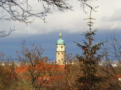 Arnstadt, der Neideckturm (germancute) Tags: arnstadt outdoor stadt town thuringia thüringen