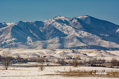 Along the Foothills (RkyMtnGrl) Tags: landscape nature scenery vista mountains peaks foothills front range colorado winter january 2019