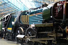 Ellerman Lines (35029) Cut-Away Locomotive (1949) (Bri_J) Tags: nationalrailwaymuseum nrm leemanroad york northyorkshire uk museum railwaymuseum nikon d7500 ellermanlines 35029 cutaway locomotive train merchantnavyclass southernrailway steamtrain boiler