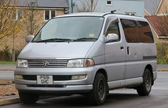 P519 GHC (Nivek.Old.Gold) Tags: 1997 toyota hiace regius 2980cc diesel countycarsofsussex