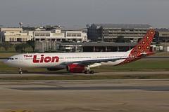 HS-LAJ DMK 13.12.2018 (Benjamin Schudel) Tags: dmk don muang bangkok international airport thailand hslaj thai lion air airbus a330300