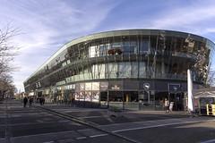 Schip 1 (Ernst-Jan de Vries) Tags: emmen klazienaveen ship schip mall shopping building architecture glass canon 1740