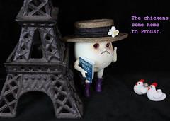 Sacrebleu! (bentwhisker) Tags: doll bjd resin anthro egg soom neoangelregion humptydumpty 5949 proust chickens
