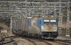 253102 (Lucas31 Transport Photography) Tags: trains railway castellbisbal