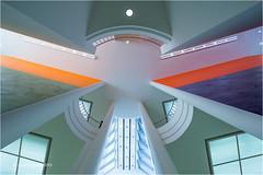 MMK (Sandra Lipproß) Tags: mmk museumfürmodernekunst frankfurt architecture modern lines abstract museumofmodernart architektur geometry geometric hanshollein
