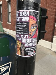 Lincoln Park sign Armitage & Sheffield (Kellsboro) Tags: womensday feminism sheffield armitage sign lincolnpark chicago