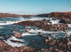 Urriðafoss (Ken & Eve) Tags: canon 7d landscape urriðafoss iceland photography waterfall sky sea river lightroom
