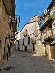 calle y casas Villamiel Sierra de Gata Caceres 03 (Rafael Gomez - http://micamara.es) Tags: calle y casas villamiel sierra de gata caceres