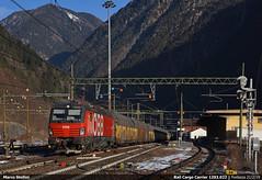 OBB 1293.022 (Marco Stellini) Tags: obb rail cargo carrier italia austria vectron 1293 e193 siemens ars altmann brennerbahn fortezza brennero ferrovia treno