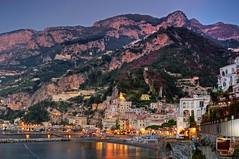 morning 5.53 - Amalfi, Italy