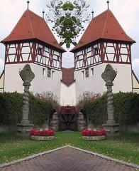 Oberes Tor in Lauda-Königshofen