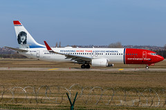 EI-FVM | Norwegian Air International (Rewarding more than 6 000 000 members titles) | Boeing 737-8JP | BUD/LHBP (Tushka154) Tags: hungary rewardingmorethan6000000members spotter 737nextgeneration eifvm ferihegy budapest norwegianairinternational specialscheme 737800 norwegian boeing 737 7378jp 737ng aircraft airplane avgeek aviation aviationphotography boeing737 boeing737nextgeneration boeing737ng budapestairport lhbp lisztferencinternationalairport planespotter planespotting spotting