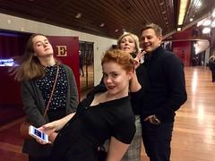 Tja ... (fotomormor) Tags: selma erling elisabeth henrik iver hanna arne tina bernt konserthuset julekonsert