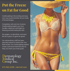 Put The Freeze On Fat For Good (Better Health For Everyone) Tags: coolsculpting bodysculpting bodycontouring
