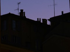 All'imbrunire, in controluce (Claudia_nt) Tags: italy bluehour dusk