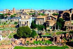 Rome   Italy (maryduniants) Tags: europe cityscape ancient architecture roma italia italy rome