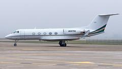 Gulfstream III N197PA Private (William Musculus) Tags: airport plane spotting airplane aviation william musculus n197pa private gulfstream aerospace phoenix air group inc iii giii strasbourg entzheim lfst sxb c2d llc