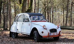 Citroën 2CV Spécial (XBXG) Tags: 1oap760 citroën 2cv spécial citroën2cv 2pk eend geit deuche deudeuche 2cv6 blanc white winterhoesmeeting 2019 huppel lupinestraat hechteleksel hechtel eksel limburg vlaanderen belgië belgique belgium vintage old classic french car auto automobile voiture ancienne française france vehicle outdoor