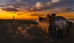 Cabo de Cruz (Noel F.) Tags: sony a7r a7rii ii fe 24105 cabo de cruz barbanza rias baixas arousa ria cruceiro mencer sunrise galiza galicia