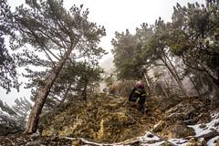 0013_GOPR4743 (marcellszmandray) Tags: ausztria hohewand gutensteinialpok alpok viaferrata kirándulás tavasz hó gebirgsvereinsteig