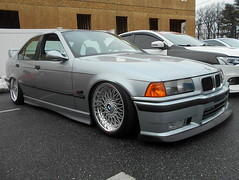 1996 BMW 328i (splattergraphics) Tags: 1996 bmw 328i slammed customcar ridesandcoffee detailgarage glenburniemd