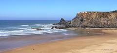 Praia de Odeceixe (Costa Vicentina, Alentejo, Portugal) (Placido De Cervo) Tags: odeceixe praia alentejo beach areia sabbia spiaggia portugal portogallo surf costavicentina