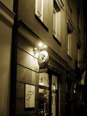 old street (Darek Drapala) Tags: city street lumix light old oldtown praga zabkowska night sepia panasonic poland polska panasonicg5 warsaw warszawa history