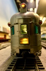 Open House March 16 th.@ the  Prairie Model Railroad Club 3 east Ash St. at Main Street. Lombard IL.  7 to 9pm. (Chicago Rail Head) Tags: prairiemodelrailroadclub cbq zephyr observationdomecar