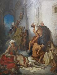 La Famine en Algérie de G. Guillaumet (musée La Piscine, Roubaix) (dalbera) Tags: dalbera roubaix france lapiscine musée exposition gustaveguillaumet algérie famine orientalisme